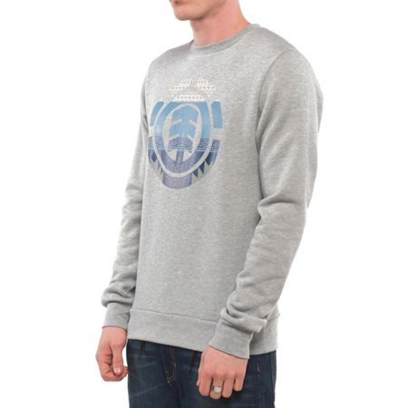Element Blanket Crew Cotton Blend Crewneck Jumper