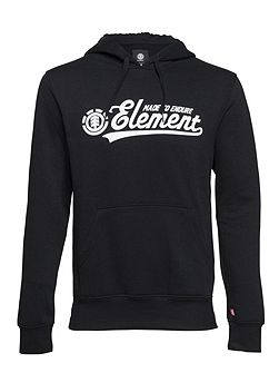 Signature HO Cotton-Blend Hoodie