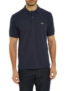 Lacoste Classic fit shirt in mini piqué