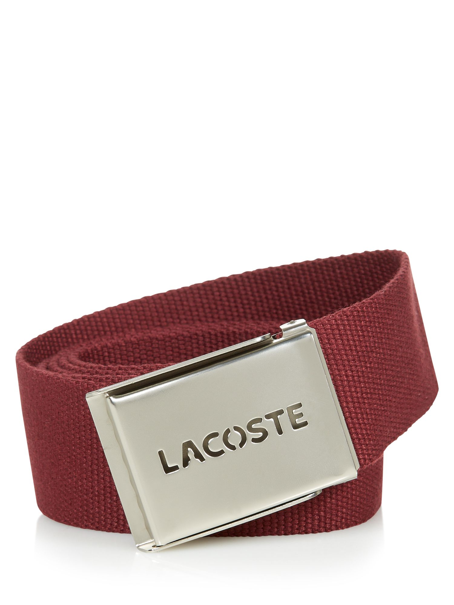 L12.12 concept woven belt with gift box