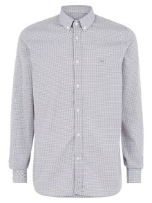 Small gingham check shirt