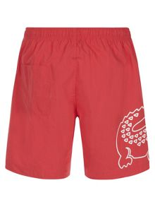 Lacoste Printed Swim shorts