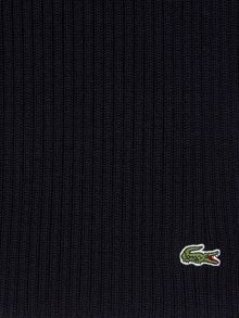 Lacoste Knitted scarf
