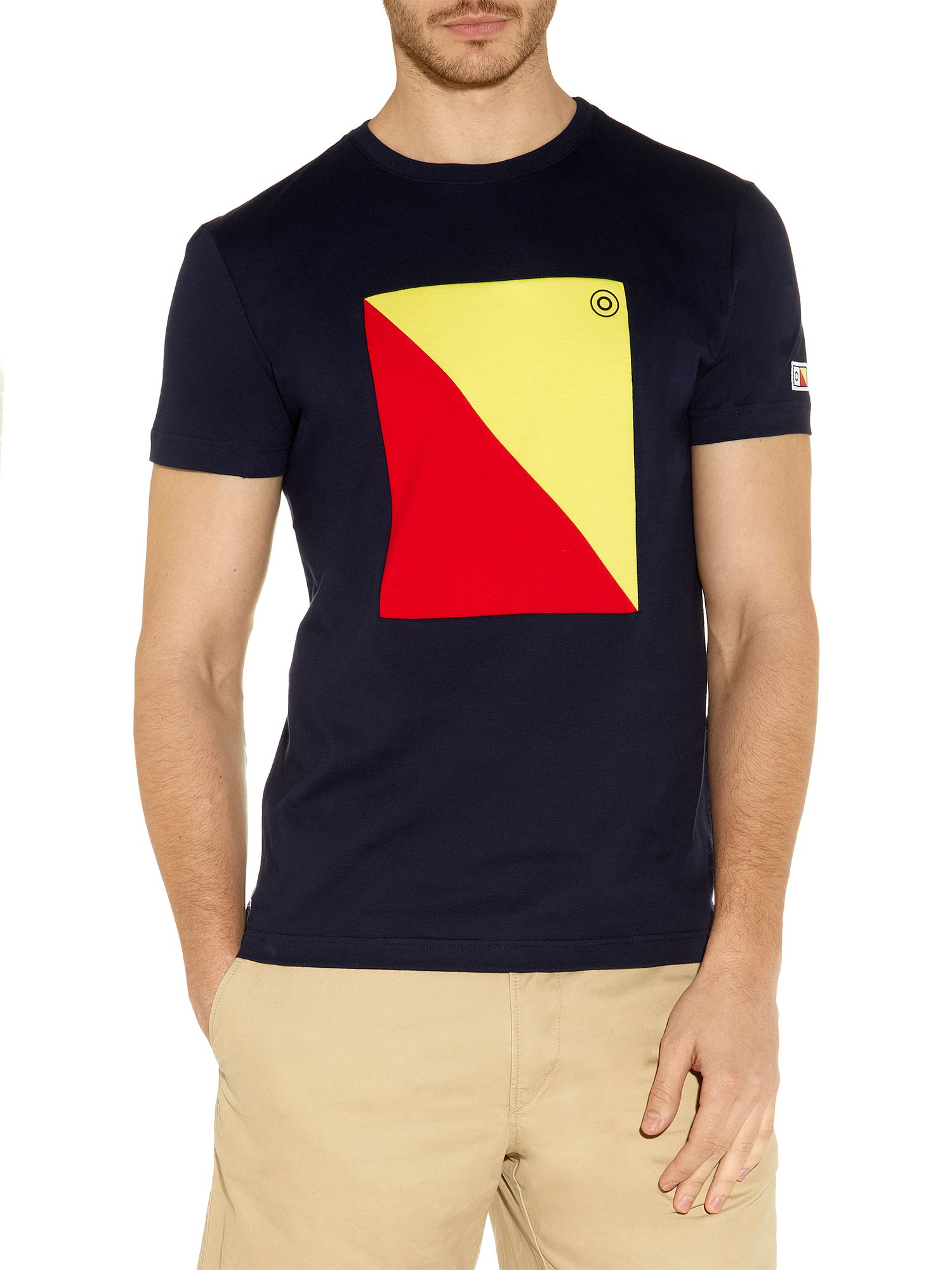 Marine flag t-shirt