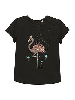 Girls shortsleeve T-shirt