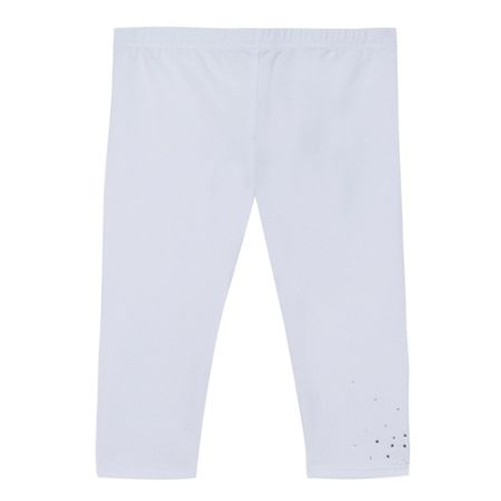 Catimini Girls short white legging