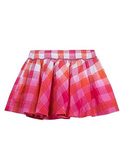 Girls tie-dye voile skirt