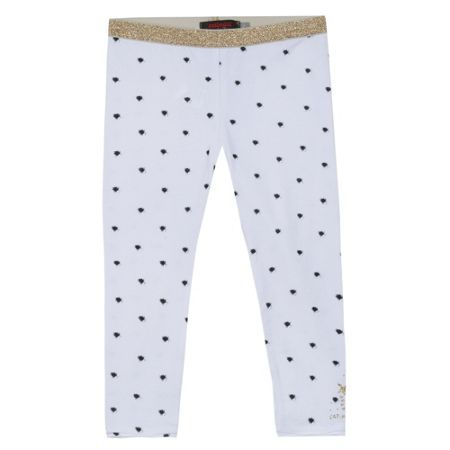 Catimini Girls mini-polka dots legging