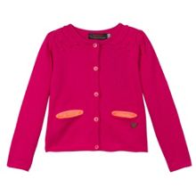 Catimini Girls elegant and refined cardigan