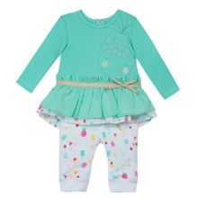 Catimini Girls ultra-comfortable trendy outfit