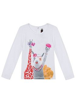 Girls longsleeve T-shirt