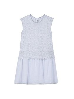 Girls Catimini Couture dress