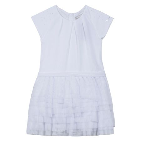 Catimini Girls chic and refined Couture dress
