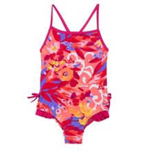 Catimini Girls printed two-piece swimsuit