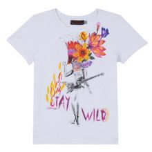 Catimini Girls shortsleeve T-shirt