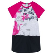 Catimini Girls jersey dress for everyday wear