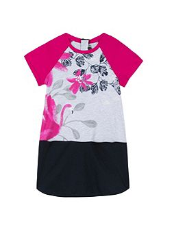 Girls jersey dress for everyday wear