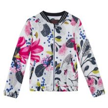 Catimini Girls must-have printed jacket