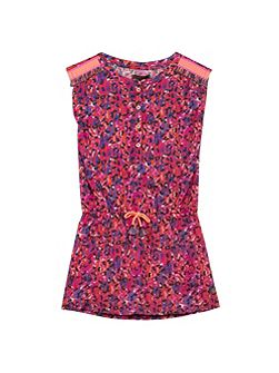 Girls ultra-comfortable viscose dress
