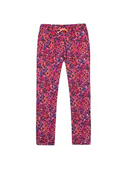Girls viscose trousers