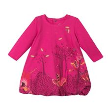 Catimini Baby girls printed jersey dress