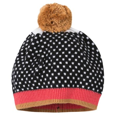 Catimini Baby girl hat with pompom