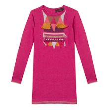 Catimini Girls fine knit dress