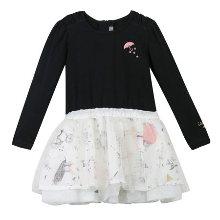 Catimini Girls tutu dress