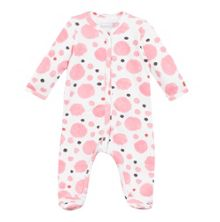 Catimini Baby girls printed babygrow