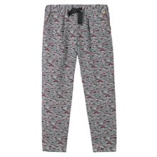 Catimini Girls loose-fitting printed trousers