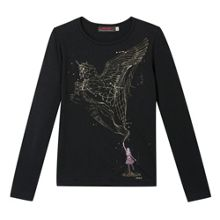 Catimini Girls Constellation T-shirt