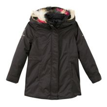 Catimini Girls Hooded parka