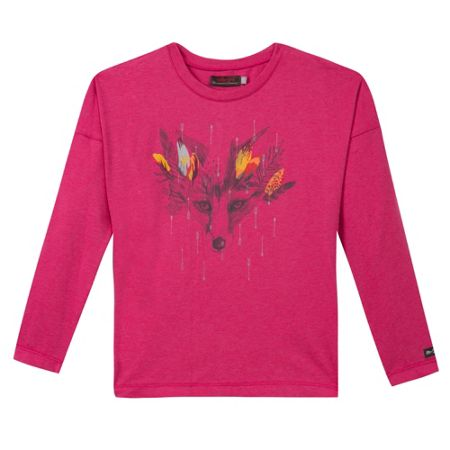 Catimini Girls Fox T-Shirt