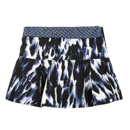 Catimini Girls printed skirt