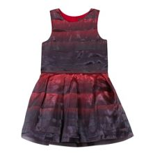 Catimini Girls sheer silk dress