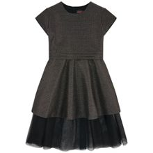 Catimini Girls jacquard dress