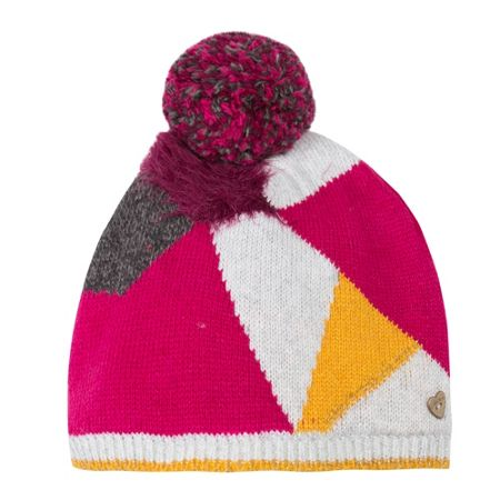 Catimini Girl bobble hat