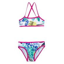 Catimini Girls Two Piece Swimsuit