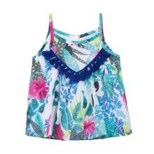 Catimini Girls Printed top