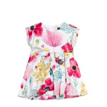 Catimini Girls dress with bow
