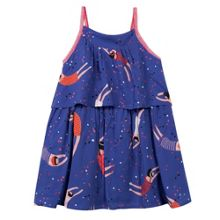 Catimini Girls Ruffled dress