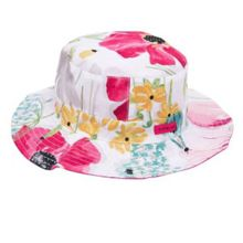 Catimini Girls reversible hat