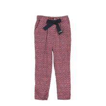 Catimini Girls Printed Cotton Trousers