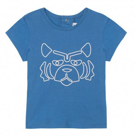 Kenzo Baby girls `Funny Toys  T-Shirt