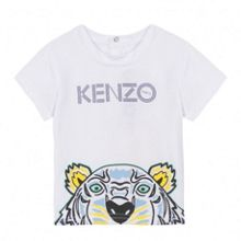 Kenzo Unisex T-Shirt `Tiger Kiosque` theme