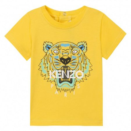 Kenzo Baby boys `Tiger Kiosque` T-Shirt