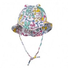 Kenzo Girls multicoloured sun hat
