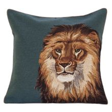 Diego Orage(Gris) Cushion Cover 45x45