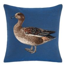 Saturne Bleu Cushion Cover 45x45