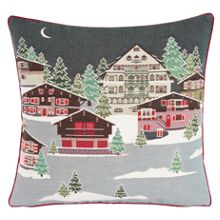 Mont Joli Nuit Cushion Cover 45x45